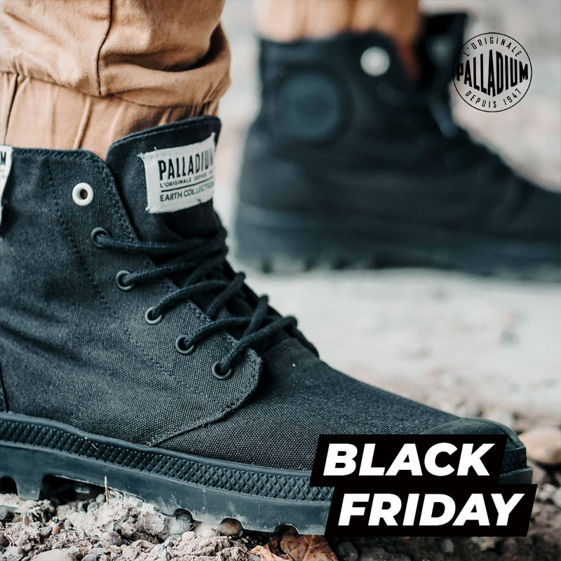 Palladium Boots - Black Friday