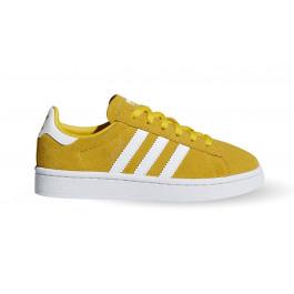 adidas campus jaune enfant