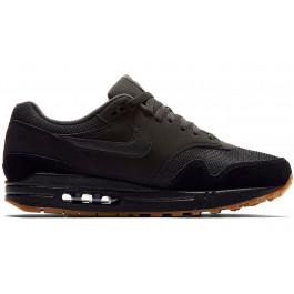 Nike Air Max 1 BlackBlack Black Gum Med Brown AH8145 007