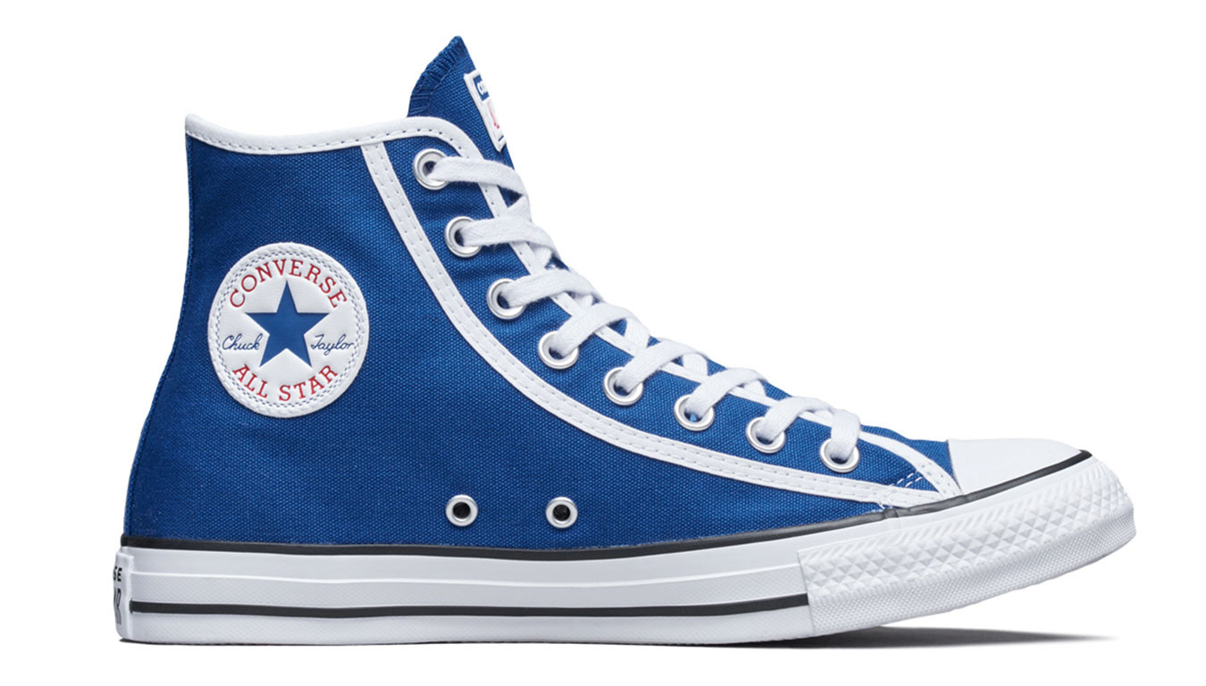 converse chuck taylor bleu