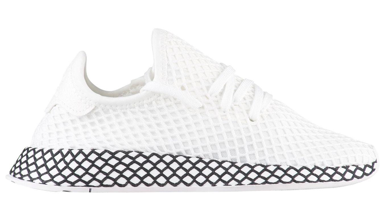 adidas deerupt blanche junior