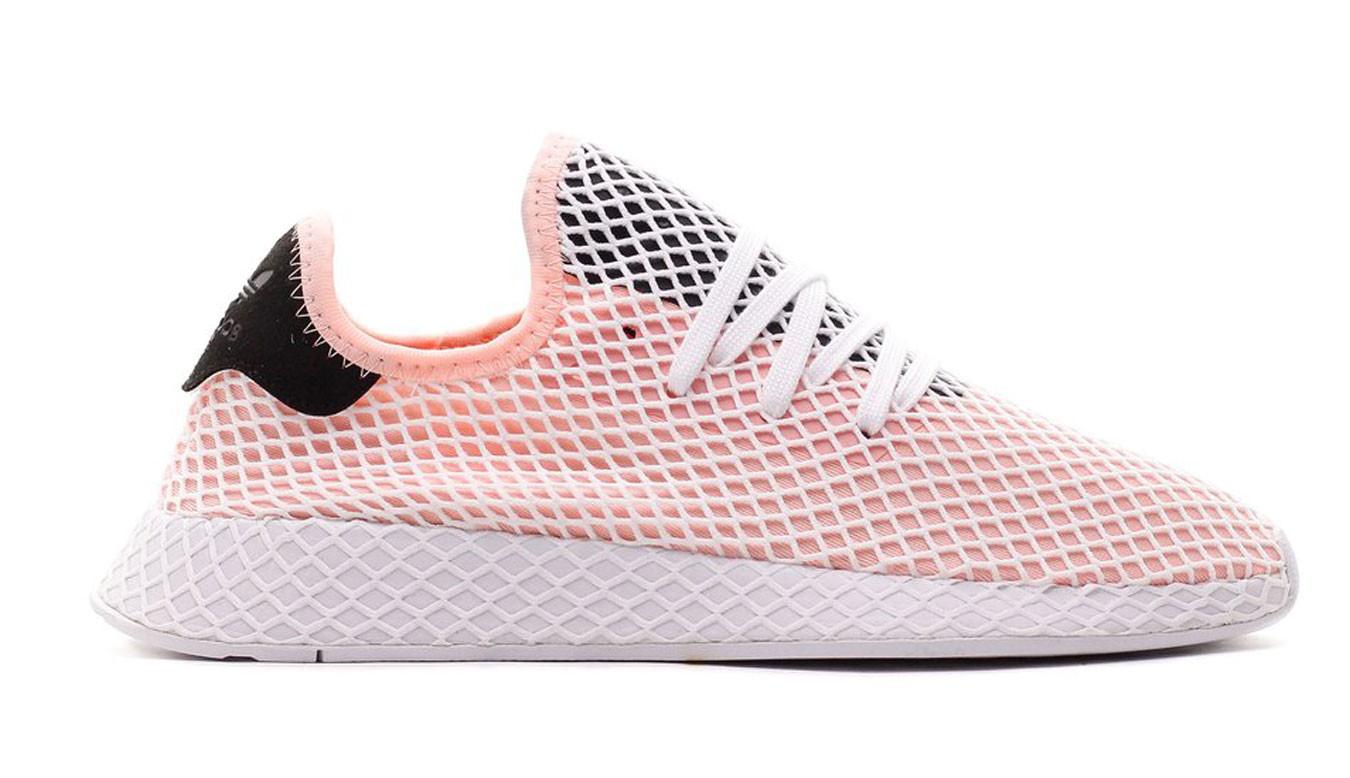 Rose sneakers adidas Deerupt Runner 65€ | B28075 | Shooos