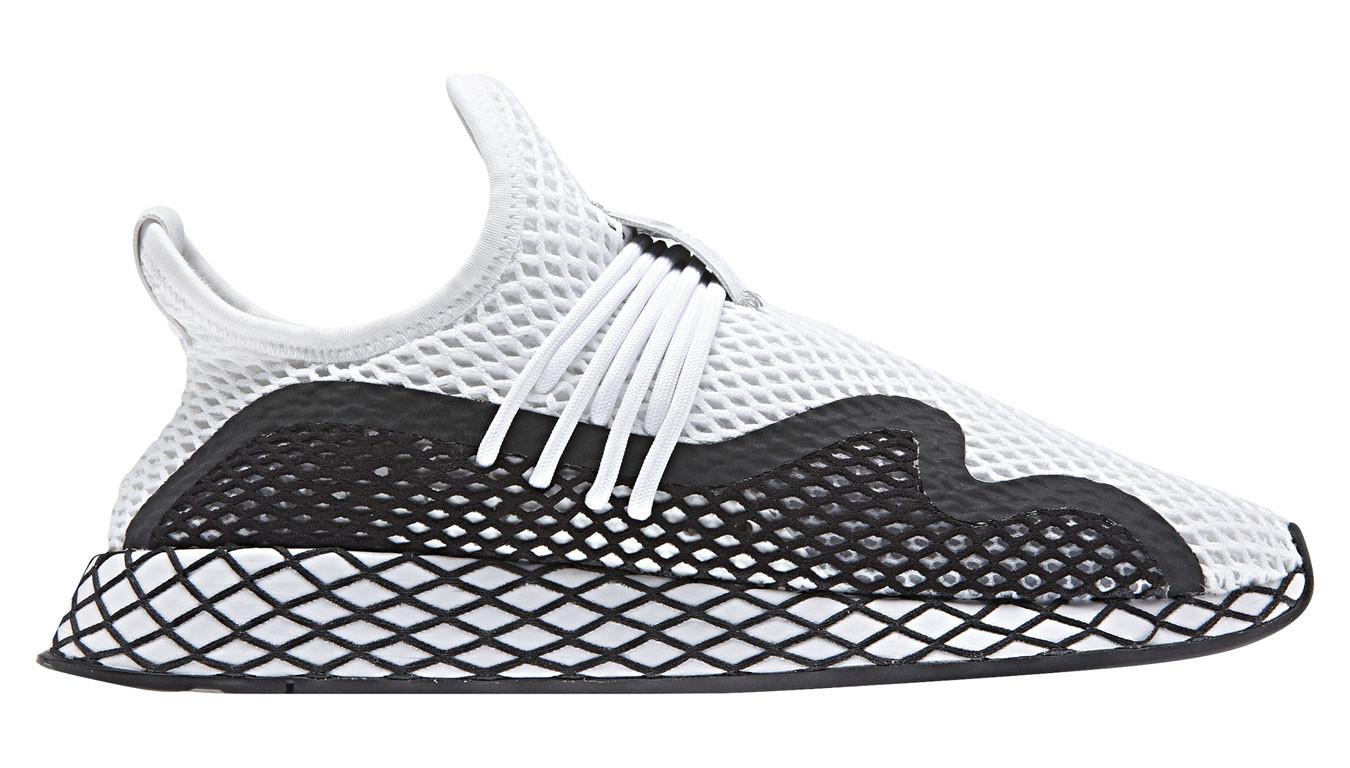 adidas Deerupt S Ftwr White