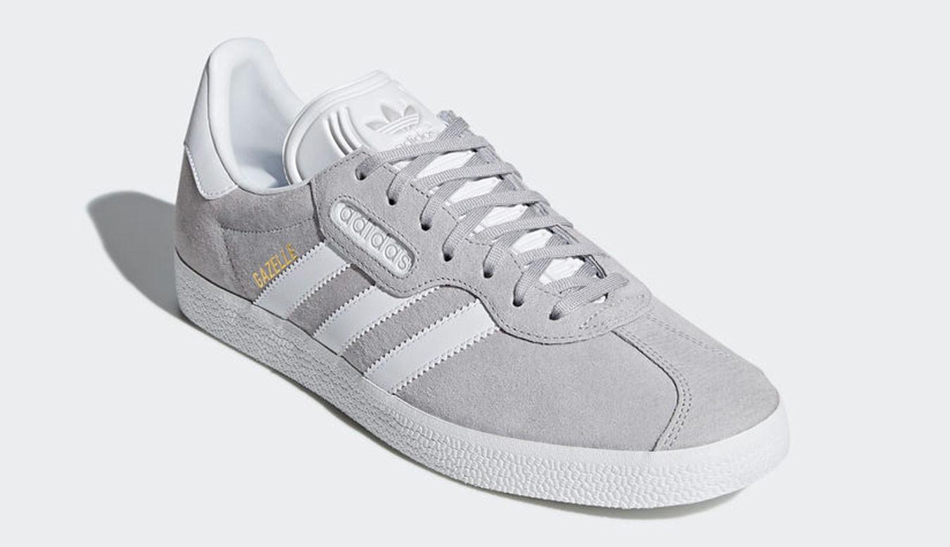 adidas gazelle super gris