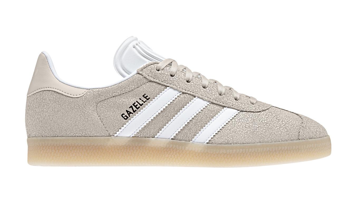 Soldes > gazelle adidas marron > en stock