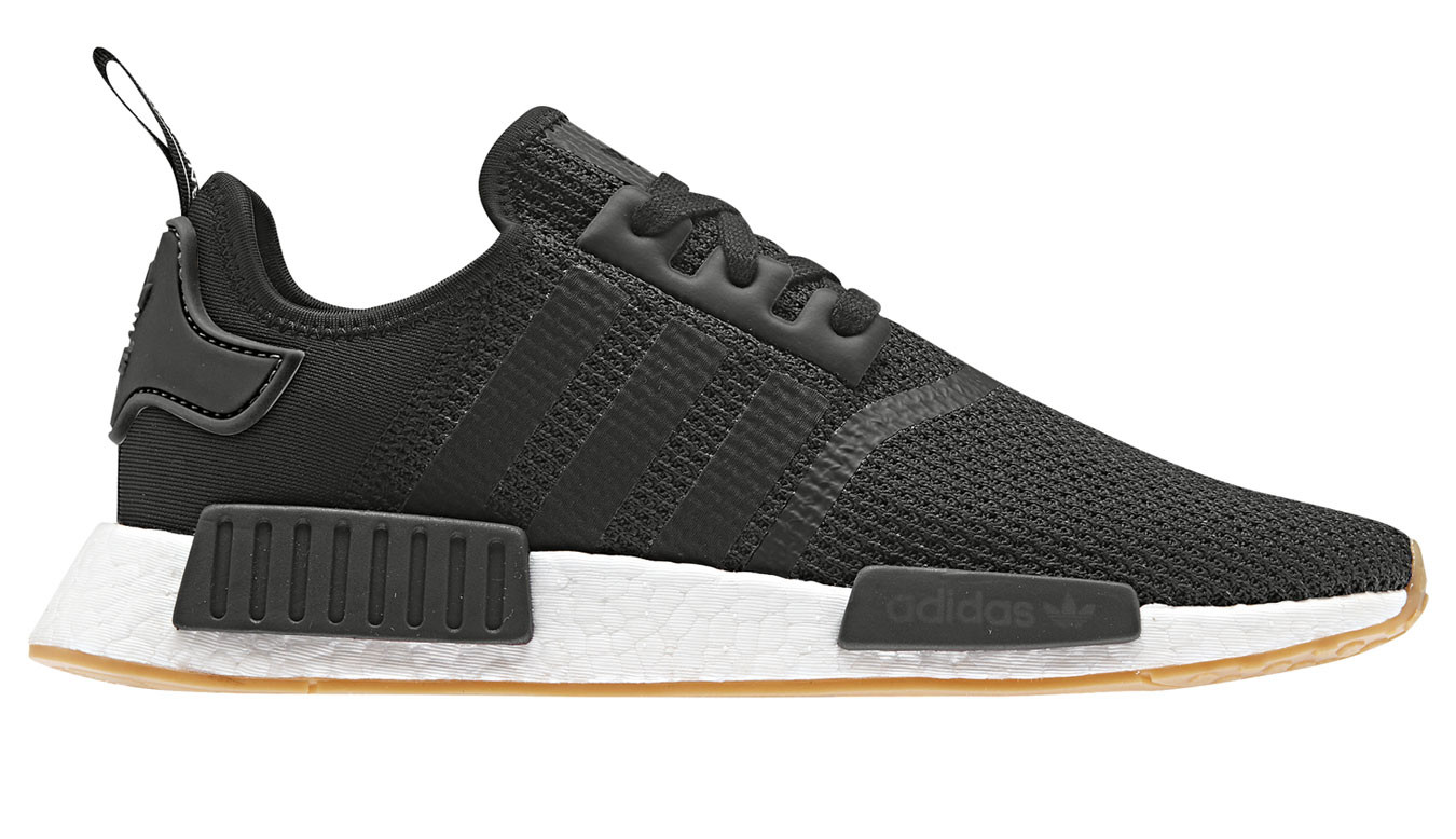 adidas nmd r1 noir rouge