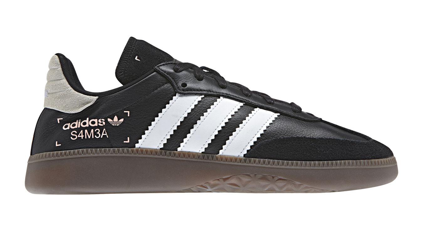 adidas Samba RM Black