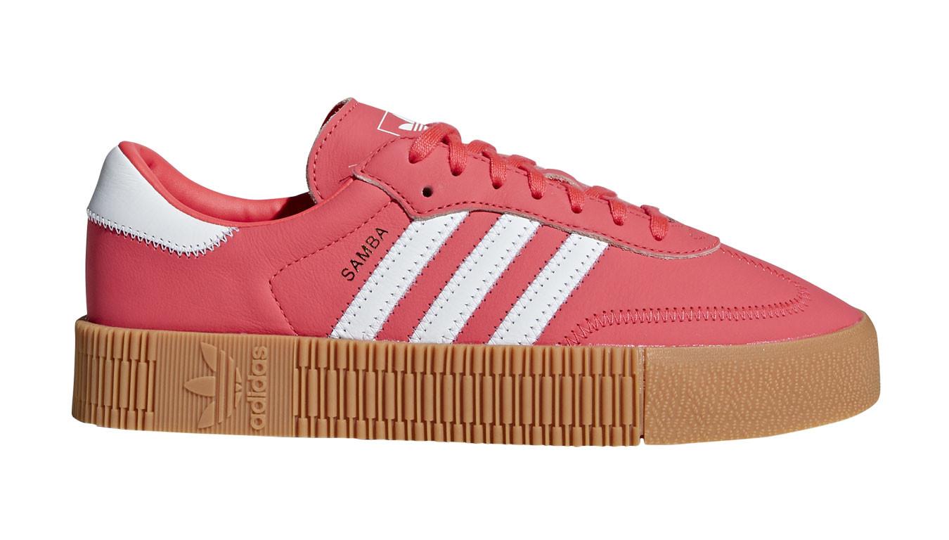 adidas Sambarose Shock Red