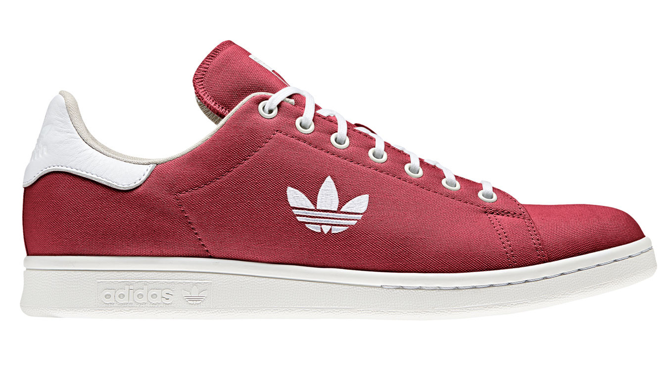 adidas stan smith rouge