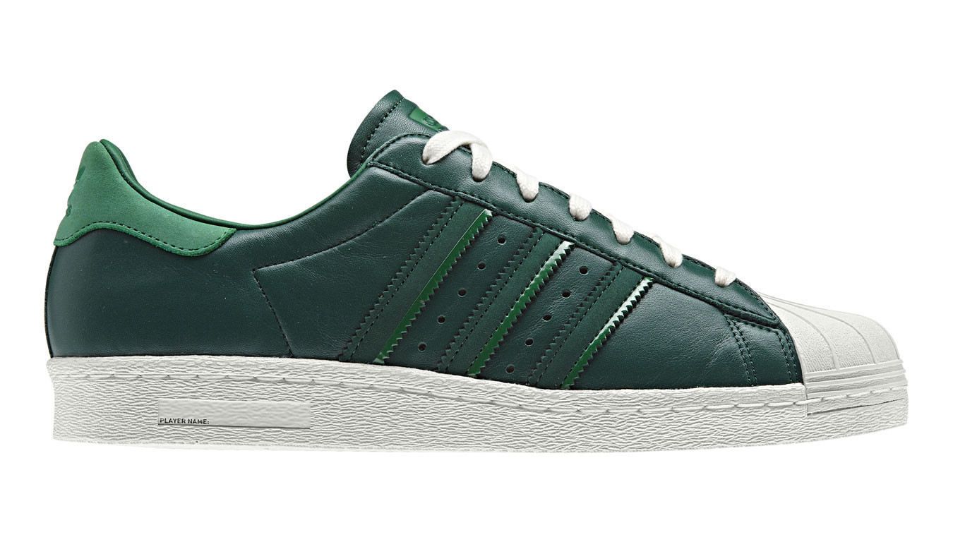 bd785cf6e8add adidas Superstar 80S Collegiate Green | Vert | 96€ | Sneakers ...