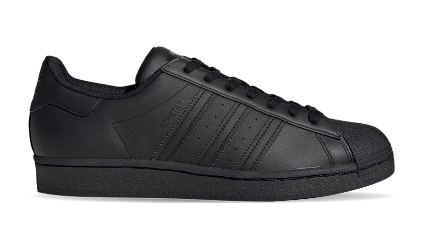 adidas superstar crne
