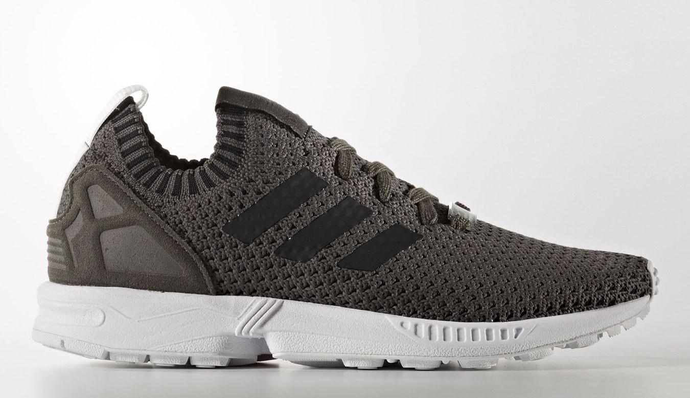 Gris sneakers adidas ZX Flux Primeknit 72€ | BA7144 | Shooos