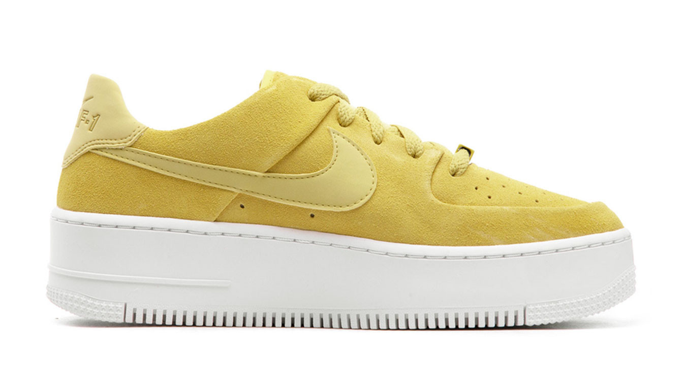 air force 1 sage low jaune