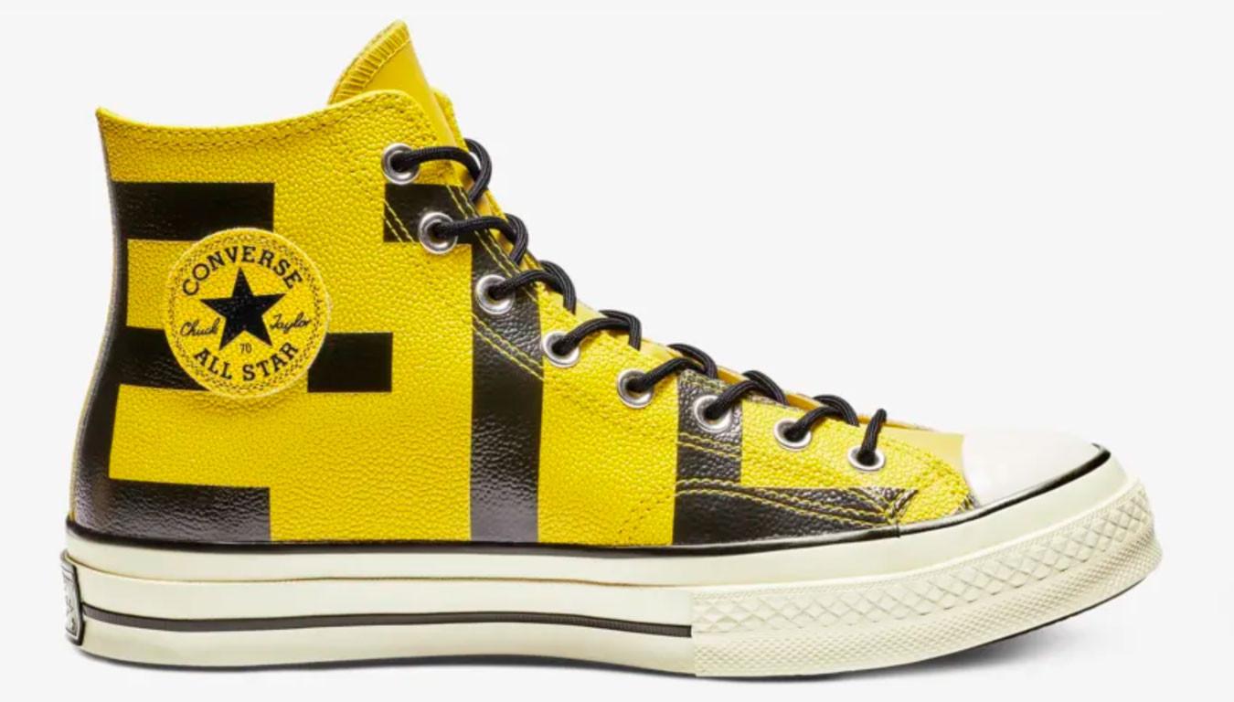 Converse Chuck 70 GORE TEX Leather High Top