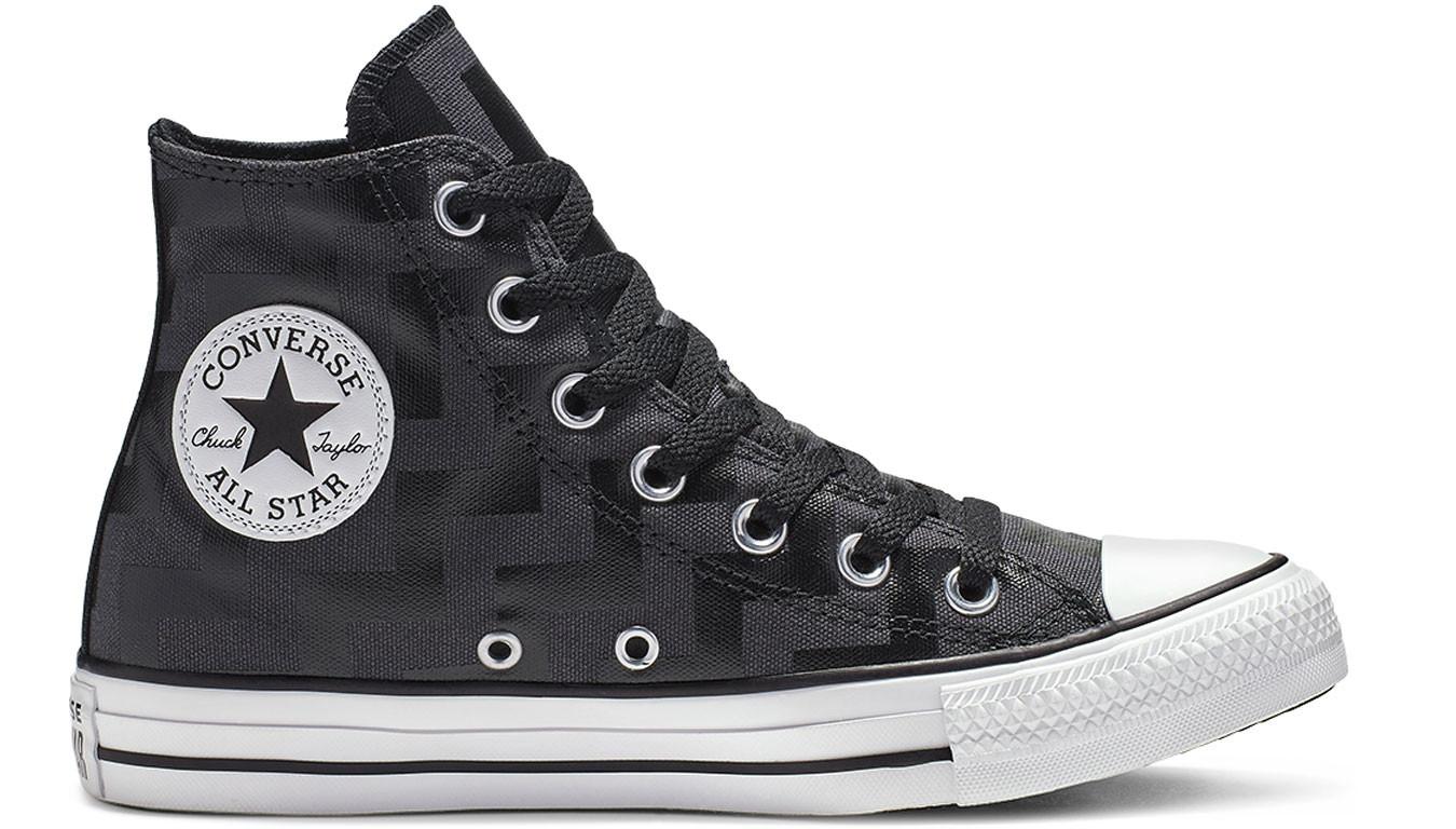 Converse Chuck Taylor All Star Mission-V Almost Black