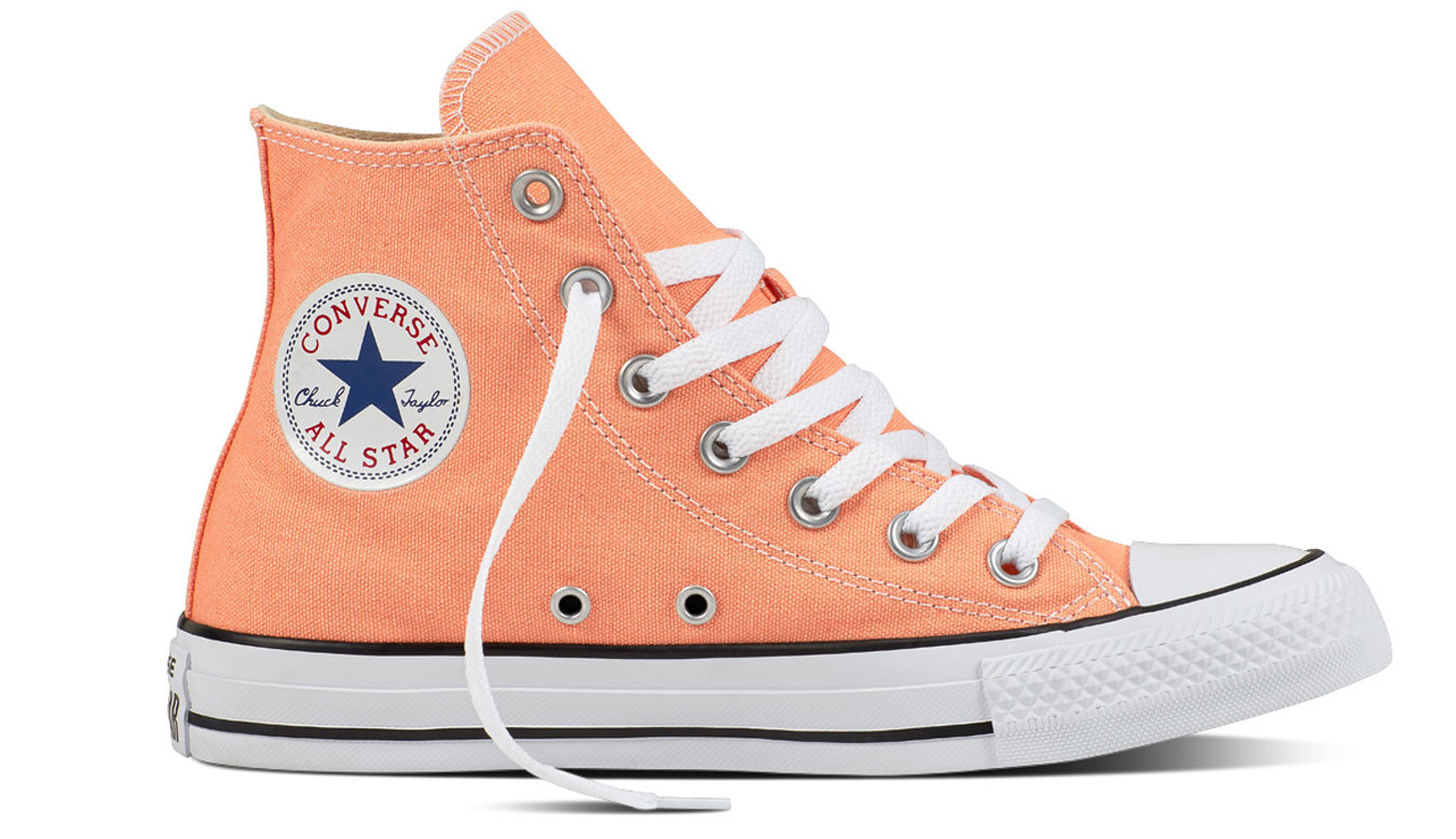 Converse Chuck Taylor All Star Fresh Colours Femme