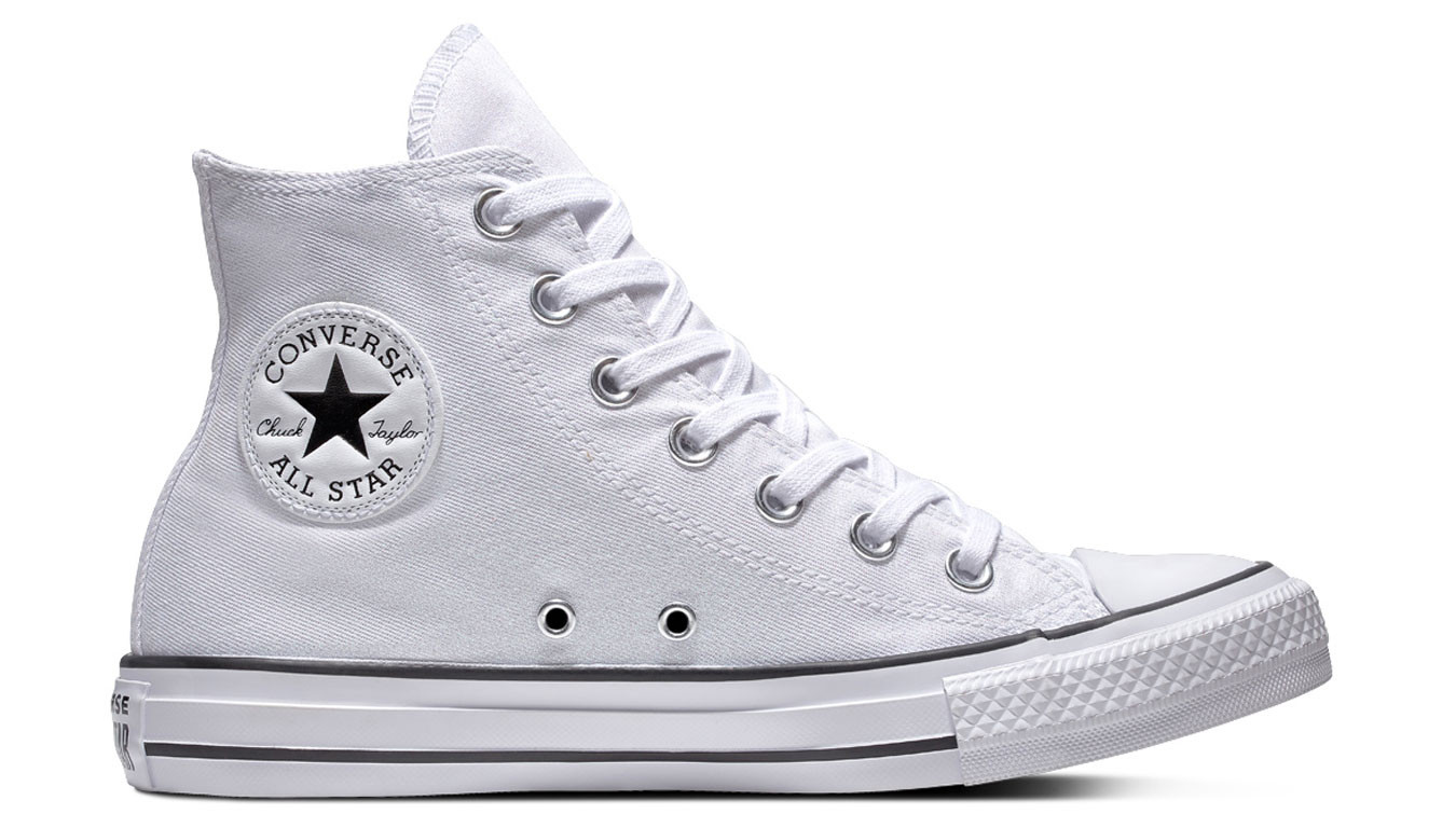Precious Converse Chuck Metals Top Star Taylor Textile All High vm8n0wN