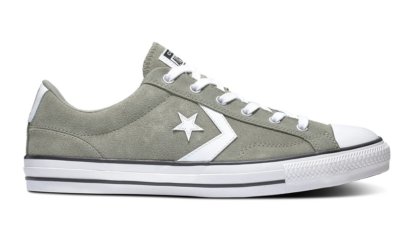 CONVERSE STAR PLAYER LEATHER CUIR
