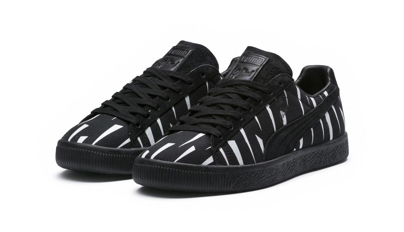 sneakers puma noire