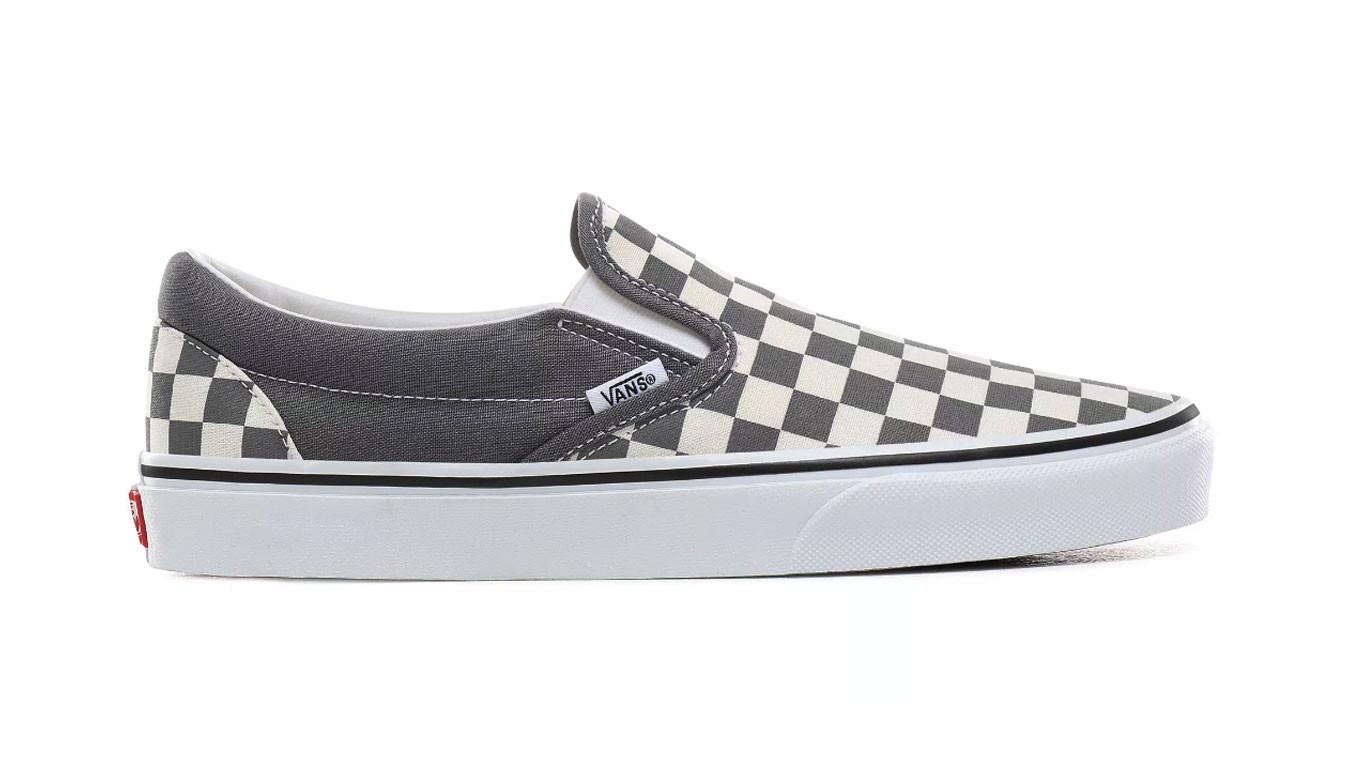 vans checkerboard solde