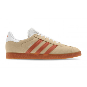 adidas Gazelle - marron clair - Shooos.fr