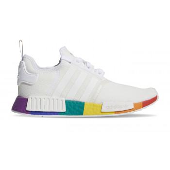 Blanc sneakers adidas Nmd_R1 Pride 140€ | FY9024 | Shooos