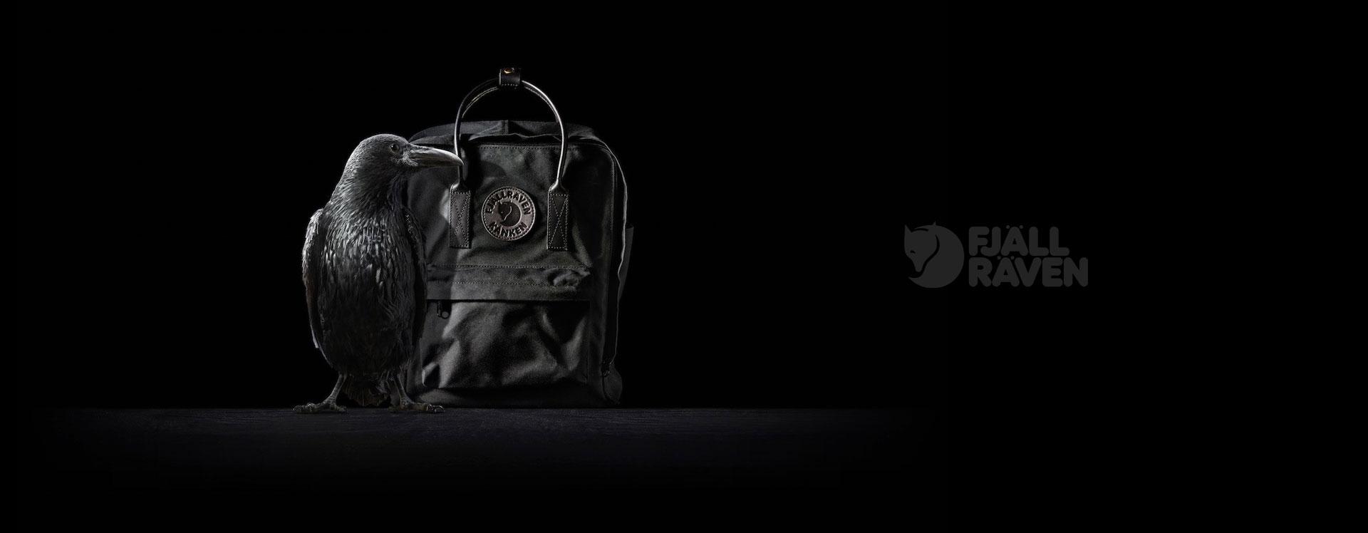Fjällräven bags and Backpacks