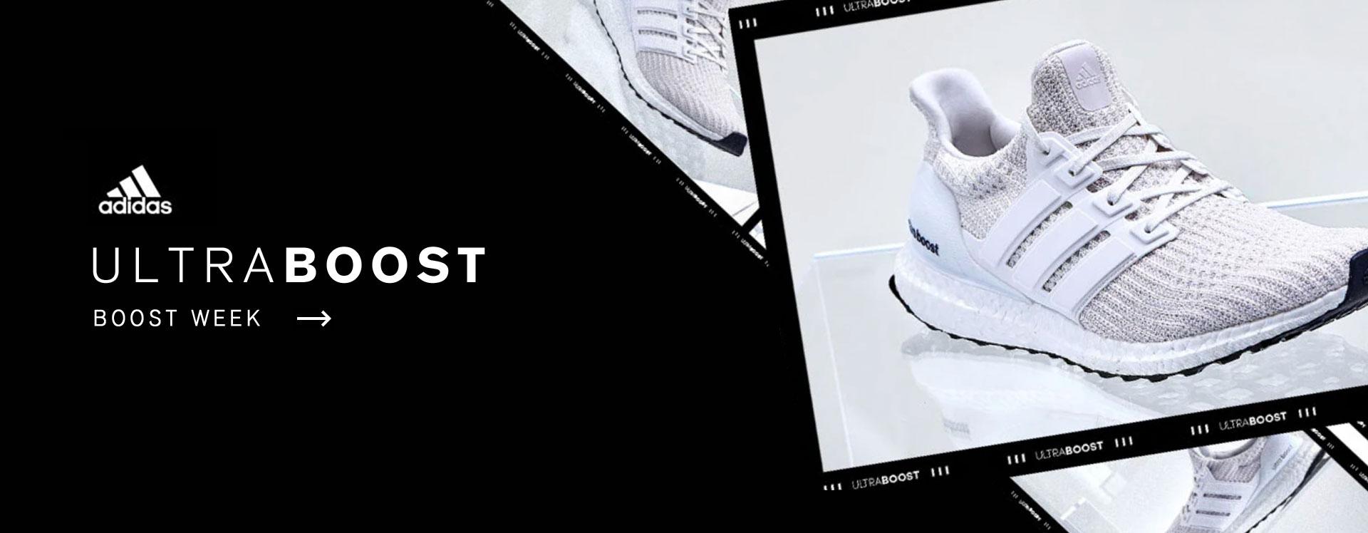 adidas UltraBOOST week